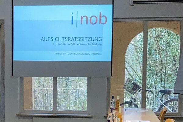 Der Aufsichtsrat des INOB