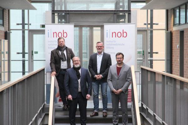 INOB als neues An-Institut der Hochschule Ansbach